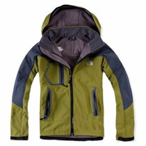 Campera North Face Softshell Whater Repellent Windstopper