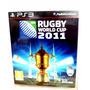Rugby World Cup 2011 Ps3 |playstation 3 Fisico-minijuegosnet
