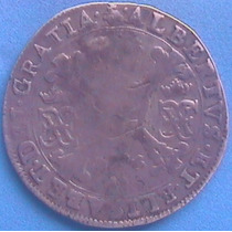 Spg Belgica España Alberto-elizabeth Patagon 1612 Plata 28 G