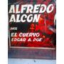 Alfredo Alcon - El Cuervo - Disco Recitado - Inconseguible -