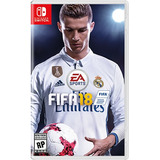 Ea Sports Fifa 18 For Nintendo Switch.!!