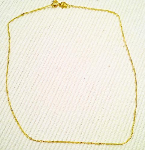 c67ec26cdd5f Cadena Oro Rose Gold Filled 14k Mujer Fina Vanesa Duran 50cm en venta en  Florida Oeste Vicente López Bs.As. G.B.A. Norte por sólo   630