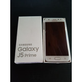 Samsung Galaxy J5 Prime 16 Gb White/gold