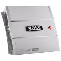 Potencia Boss 1600 Watts 4 Canales Extreme Ch 4400