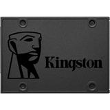 Disco Estado Solido Kingston Ssd 480gb A400 Sata 3 Interno