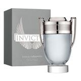 Perfume Importado Hombre Paco Rabanne Invictus Edt X 100ml