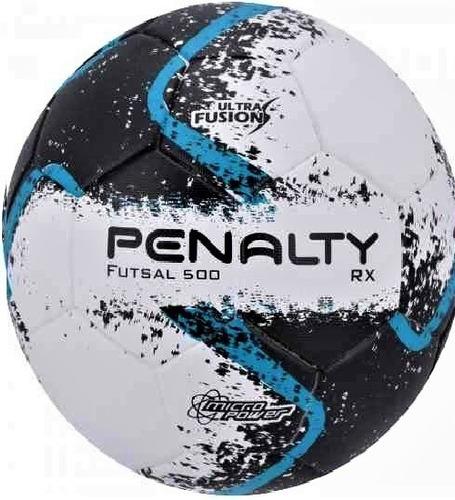 Pelota Fútsal N°4 Penalty Rx 500 Medio Pique Original f58b38930b0a4