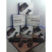 Playstation 2 Chipeadas Laser Nuevo Con Garantia + 5 Juegos
