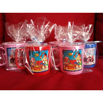 Tazas Personalizadas, Plasticas Irrompibles, Souvenirs