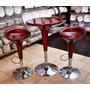 Mesa Alta Tipo Bar Con 2 Banquetas - Sheshu Bazar