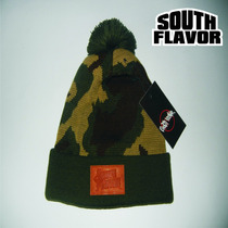 Gorro De Lana Winter South Flavor. Camuflado