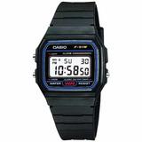 55c57c6a126d Reloj Casio F-91w Hombre Urbano Vintage Crono W-r Obelisco