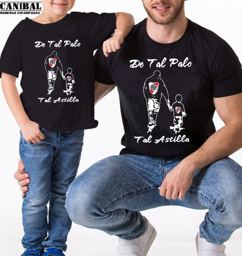 último descuento diseño novedoso elige auténtico Promo De Tal Palo Tal Astilla, Padre/madre E Hijo/a. Canibal ...