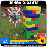 Alquiler De Inflables, Jenga, Plazas Blandas, Tejos, Metegol