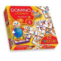 Souvenir Rompecabezas Domino Payasos Duravit 035