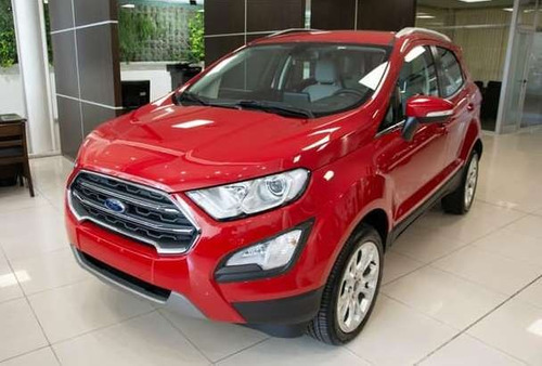 Ford ecoSport 2019 Foto 1