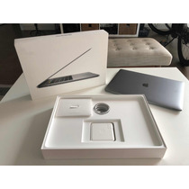 Macbook Pro Late 2016 - Space Grey Touch Bar 512gb 16gb Ram
