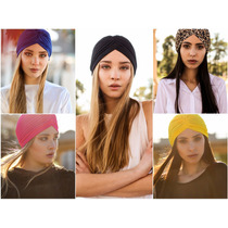 Turbantes Varios Colores El Mejor Precio