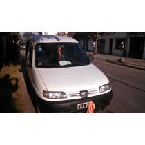 Peugeot Partner 2005 Blanca Motor 1,9 Diesel