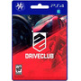 Drive Club Juegos Ps4 - Libre De Bloqueo - Primaria -