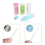 Plástico Cepillo Mondadientes Interdental De Plástico 50 P
