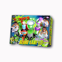 Laboratorio Del Dr Toxic Slime Lab Next Point Original Tv