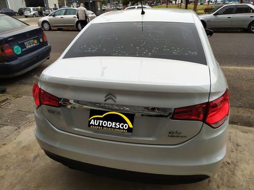 Citroen C4 Lounge Hdi 2015  Inmaculado  Autodesco   750000