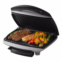 Parrilla Electrica Atma Pg-4720 Grill Doble Tapa Lhconfort