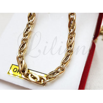 1030961de31f Cadena De Oro 18k Hombre Juliana Gruesa 4 Mm- 19 Grs 60 Cm en venta ...