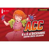 Entradas Comiccon 2019 Diciembre Costa Salguero Abono Gral