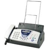 Fax Personal Brother Fax-575 Con Teléfono Y Copiadora