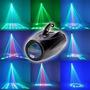 Proyector De Luz 64 Led Audioritmico Small Airship Manual