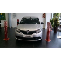 Renault Logan Authentique Plus Retira Ya !! Tasa 9,9 % (dam)