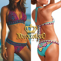 Malla Bikini Importada Estilo Victoria S