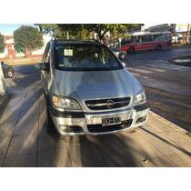 Chevrolete Zafira Gls Full 3 Filas De Asientos 7 Pasajeros