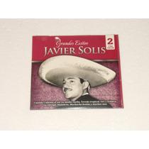 Javier Solis Grandes Exitos 2 Cd Nuevo, Sellado