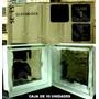 Caja Ladrillos De Vidrio Modelo Nube Origen Checos X 10unid!