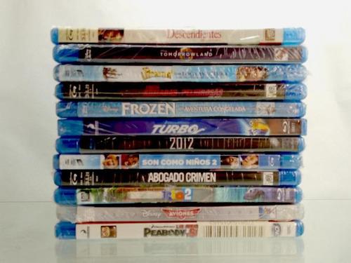 Oferta Liquidacion De Peliculas En Blu Ray Originales Nuevas