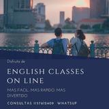 Clases De Ingles Online  Por Meet ,skype O Zoom . Almagro