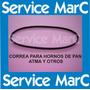 Repuesto De Horno De Pan Correa Para Modelos Atma Y Otros