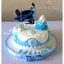 Torta Decorada Frozen