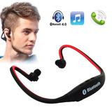 Auricular Deportivo Bluetooth Mp3 Vincha Running Micro Sd