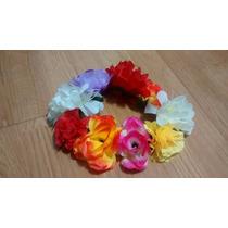 Corona De Flores Destacada Casamientos 15 Años Vincha