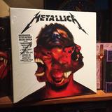 Metallica Hardwired.. To Self Destruct 3 Vinilos + Cd Box Se
