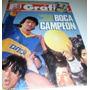 El Grafico Boca Campeon 1991 Latorre Batistuta