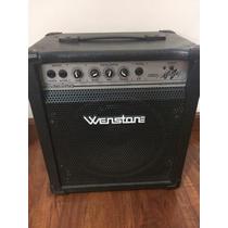 Wenstone Be 200 Amplificador De Bajo 20w