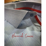 Camisas De Medida, Diseño Y Confección
