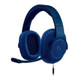 Auriculares Logitech G433 Blue