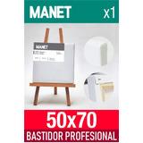 Bastidor Entelado Acrilico Oleo Manet 50x70 | One Art