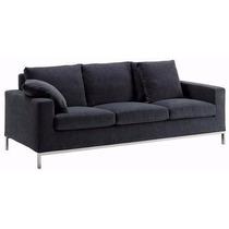 Sillon Sofa 3 Cuerpos Chenille/talampaya Entrega Inmediata!!